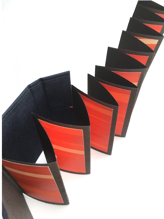 Book III (Orange)